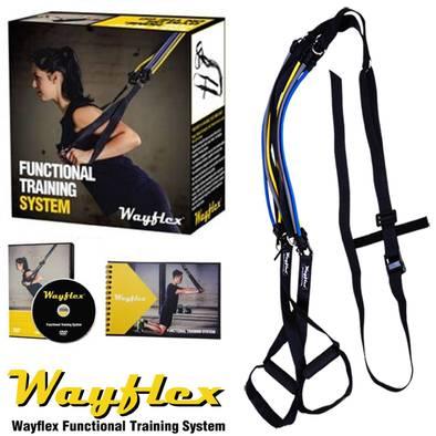 Ременной тренажер WayFlex Functional Training System