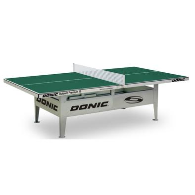 Теннисный стол всепогодный Donic Outdoor Premium 10 зеленый