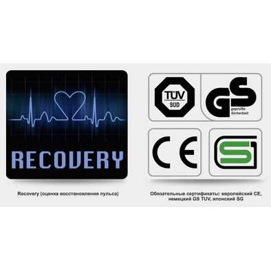 Велоэргометр Oxygen Cardio Concept IV HRC+ Фото