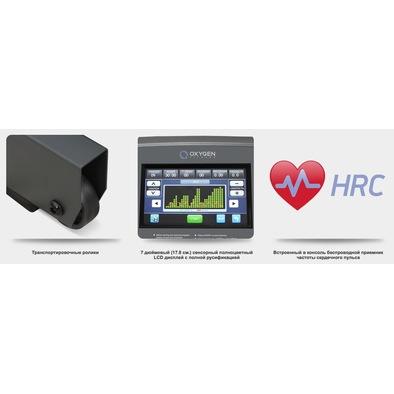 Беговая дорожка Oxygen Venta TFT HRC