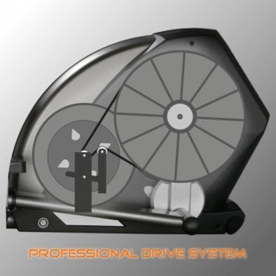 Эллиптический тренажер OPTIFIT Aurora FX-376