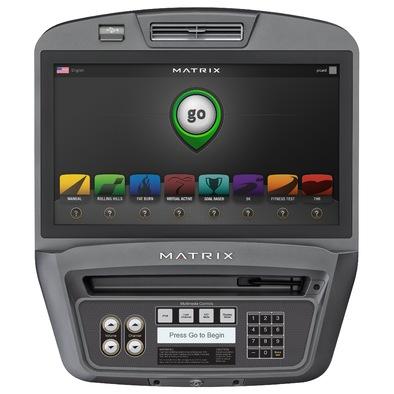 Эллиптический тренажер Matrix E7XI (2013)