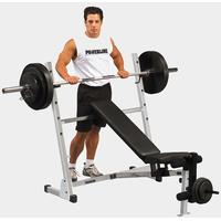 Универсальная скамья для жима Body Solid Powerline POB44