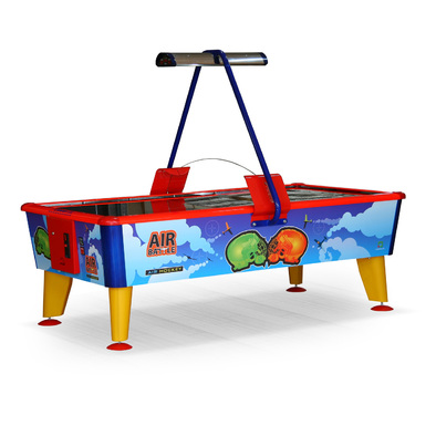 Игровой стол Аэрохоккей Wik Air Battle 8ft с купюроприемником