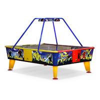 """Игровой стол """"Аэрохоккей"""" Wik 4 Monsters с купюроприемником"""