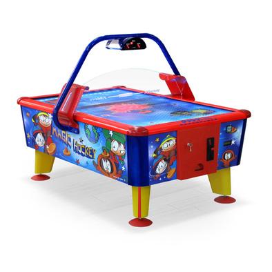 Игровой стол Аэрохоккей Wik Magic 5ft с жетоноприёмником Фото