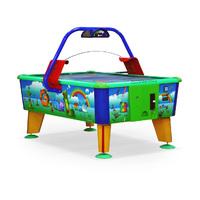 """Игровой стол """"Аэрохоккей"""" Wik Gameland 5ft с жетоноприемником"""