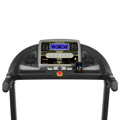 Беговая дорожка Diamond Fitness Radio 70 HRC