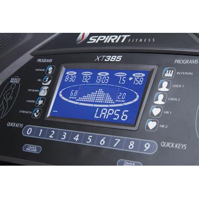 Беговая дорожка Spirit Fitness XT385 Фото