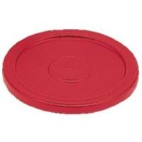Шайба для аэрохоккея красная D62 mm