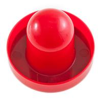Бита для аэрохоккея 3-in-1 красная D66 mm