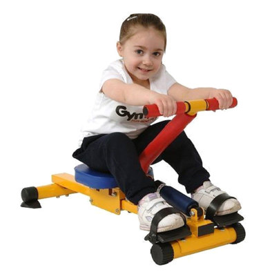 Гребной детский тренажер DFC VT-2700 Фото
