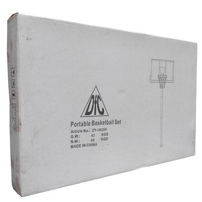 Стационарная баскетбольная стойка DFC Inground 56