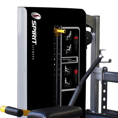 Жим от груди/гребная тяга Spirit Fitness DWS101-U2