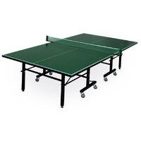 Складной стол для настольного тенниса Player зеленый