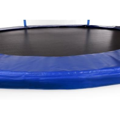 Батут с защитной сеткой и лестницей Diamond Fitness Internal 10ft Фото