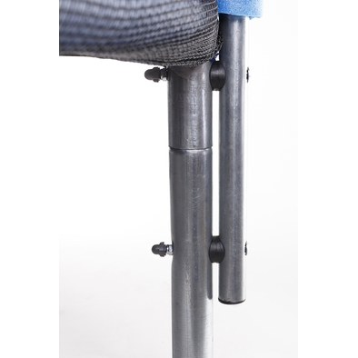 Батут с защитной сеткой и лестницей Diamond Fitness Internal 12ft Фото