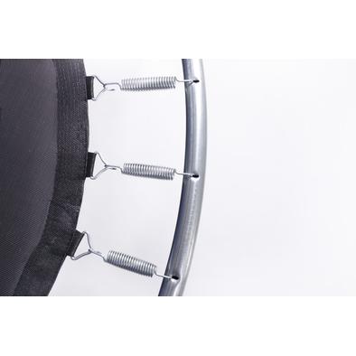 Батут с защитной сеткой и лестницей Diamond Fitness Internal 16ft Фото