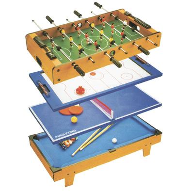 Многофункциональный игровой стол 4 в 1 GT1 Фото
