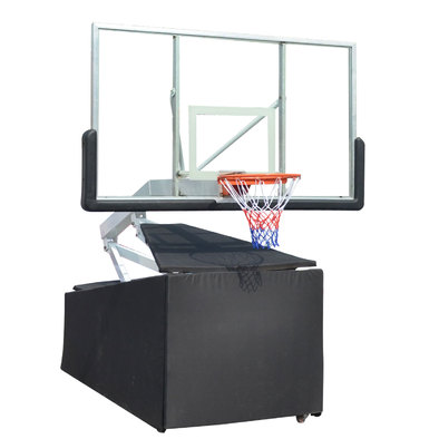 Мобильная баскетбольная стойка клубного уровня DFC STAND72G