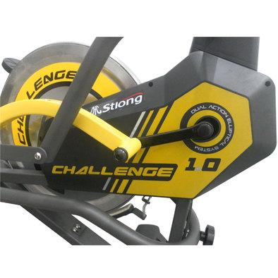 Эллиптический тренажер DFC Challenge Climber 1.0