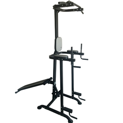 Тренажер Multi Power Basic Trainer со скамьей DFC VT-7005 Фото