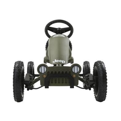 Веломобиль BERG Jeep Adventure BFR