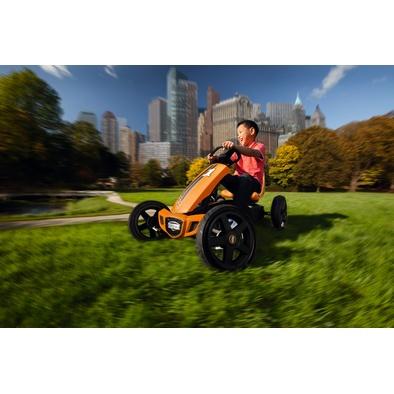 Веломобиль BERG Rally Orange BFR