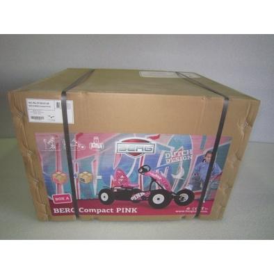 Веломобиль BERG Compact Pink BFR Фото
