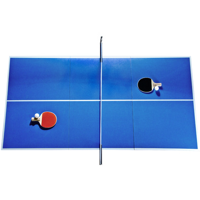 Аэрохоккей Maxi 2-in-1 6 ф (теннисная покрышка в комплекте)
