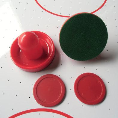 Игровой стол Аэрохоккей DFC Cobra Фото