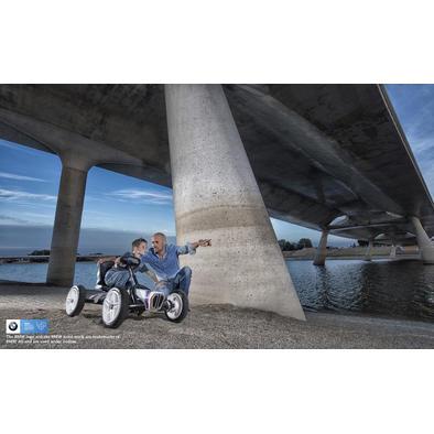 Веломобиль BERG Buddy BMW Street Racer Фото