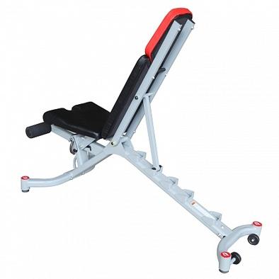 Многофункциональная скамья Optima Fitness Utility Bench Фото