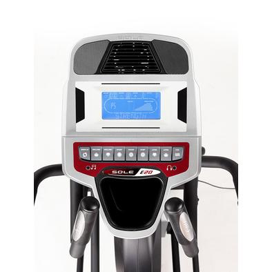 Эллиптический тренажер Sole E20 (2013)