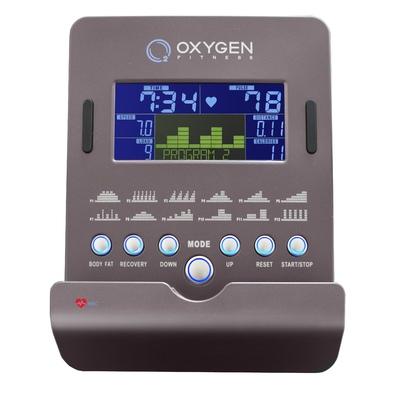 Эллиптический тренажер Oxygen GX-65 HRC Фото