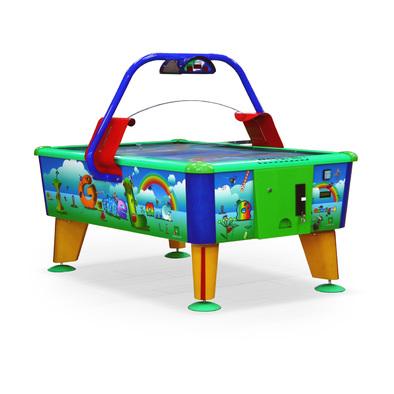 Игровой стол Аэрохоккей Wik Gameland с купюроприёмником