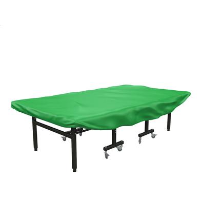 Чехол универсальный для теннисного стола UnixLine зелёный Фото