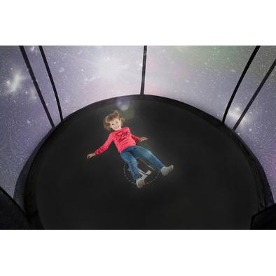 Батут с сеткой Hasttings Space Фото