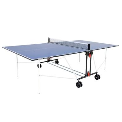 Теннисный стол для помещений Donic Indoor Roller Sun синий Фото