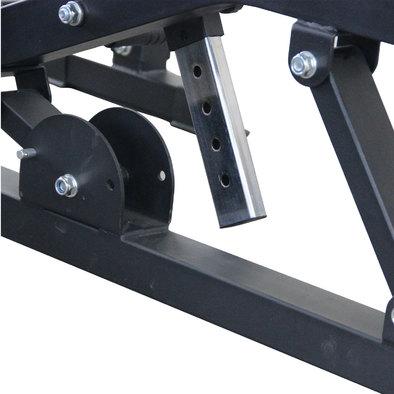 Силовая скамья со стойками DFC PowerGym BN014 Фото