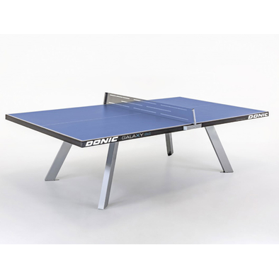 Антивандальный теннисный стол   синий