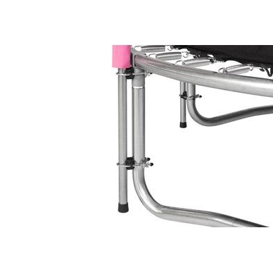 Батут с сеткой Hasttings Classic Pink (2,44 м) Фото