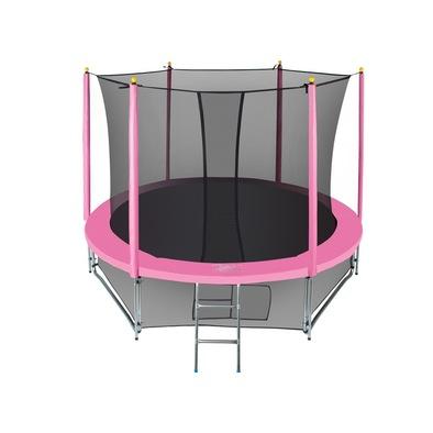 Батут с сеткой Hasttings Classic Pink (3,05 м) Фото