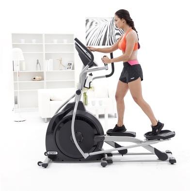 Эллиптический тренажер Spirit Fitness XE195 (2017) Фото