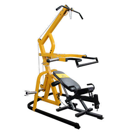 Силовой тренажер со скамьёй DFC PowerGym HM035