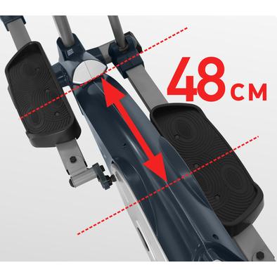 Эллиптический тренажер Carbon E907 Фото