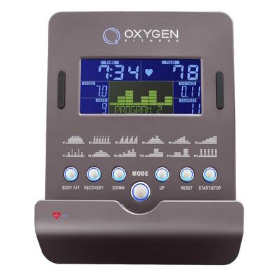 Эллиптический тренажер Oxygen EX-55FD HRC+