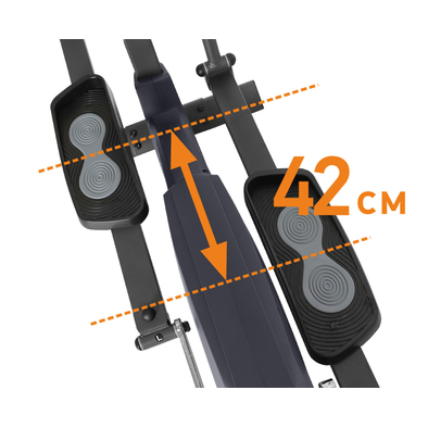 Эллиптический тренажер Applegate E22 M Фото