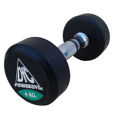 Гантели обрезиненные пара 4 кг DFC PowerGym DB002-4
