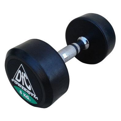 Гантели обрезиненные пара 8 кг DFC PowerGym DB002-8